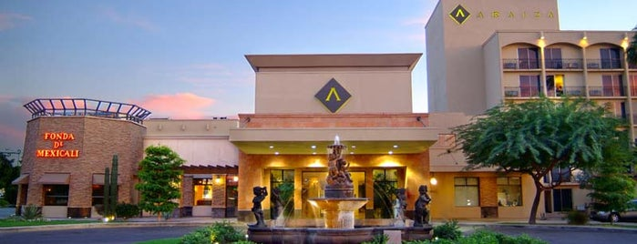 Araiza Mexicali is one of Hoteles.