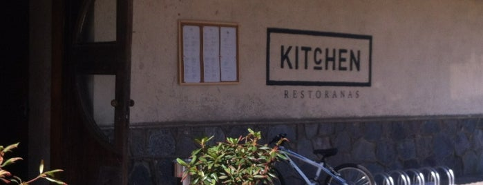 Kitchen in Nida is one of Best places in Nida.
