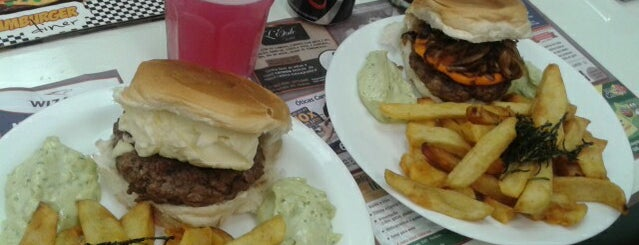 Mito Burger Original Diner is one of Great Burgers in SP.