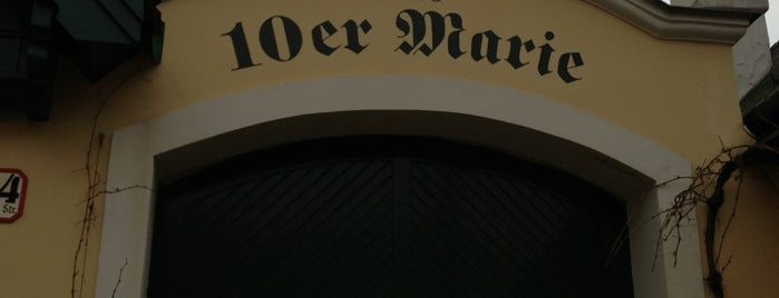 10er Marie is one of Secrets of Vienna.