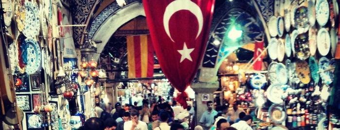 Kapalıçarşı is one of Istanbul 2014.
