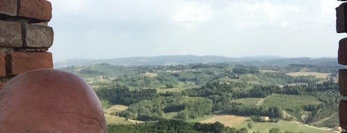 Torre di Federico II is one of Best of Tuscany, Italy.