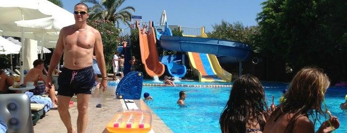 Oleander Hotel is one of Turkiye Hotels.