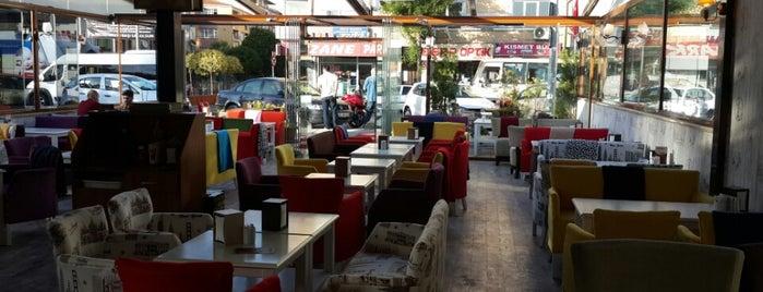 Big Garden Cafe & Bistro is one of SANDRO.