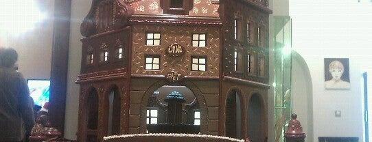 Muzeum čokolády a marcipánu is one of můj seznam míst.