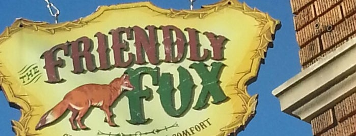 Friendly Fox is one of Fort Wayne Food.