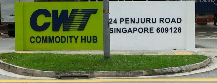 CWT Commodity Hub is one of OFFICE VOL.2.