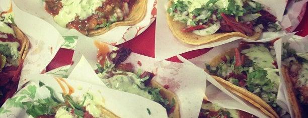 Tacos El Gordo De Tijuana is one of ESSDEE x MEXI.