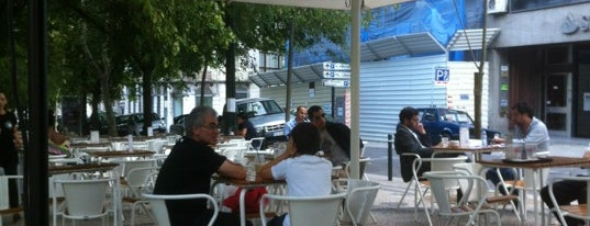 BananaCafe is one of Lisboa.
