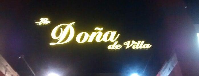 La Doña de Villa is one of Antros,bares.
