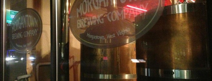 Morgantown Brewing Company is one of Wild and Wonderful West Virginia.