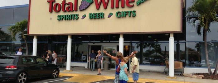 Total Wine & More is one of Princess' Tampa Hot Spots!.