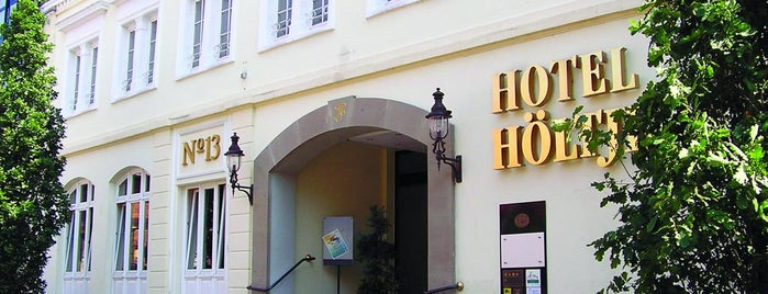 AKZENT Hotel Höltje is one of AKZENT Hotels e.V..