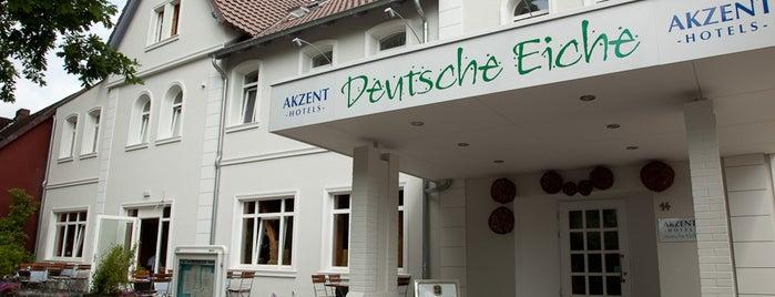 AKZENT Hotel Deutsche Eiche is one of AKZENT Hotels e.V..