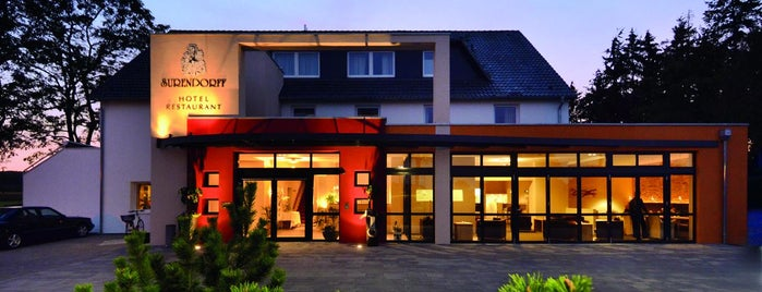 AKZENT Hotel Haus Surendorff is one of AKZENT Hotels e.V..