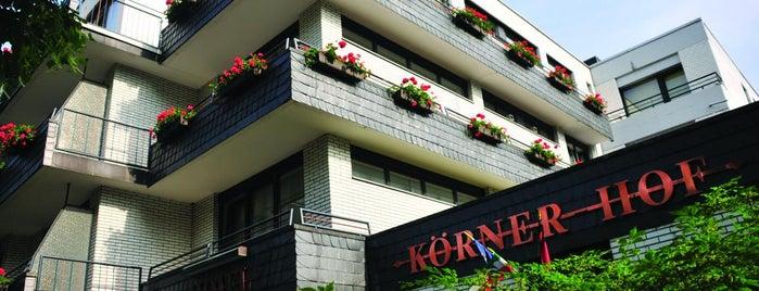 AKZENT Hotel Körner Hof is one of AKZENT Hotels e.V..