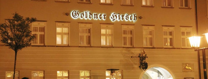 AKZENT Hotel Goldner Hirsch is one of AKZENT Hotels e.V..