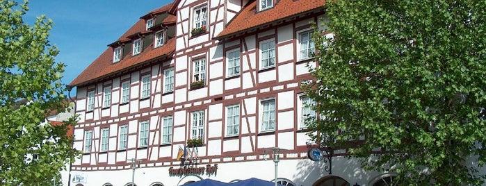 AKZENT Hotel Laupheimer Hof is one of AKZENT Hotels e.V..