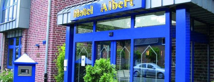 AKZENT Hotel Albert is one of AKZENT Hotels e.V..