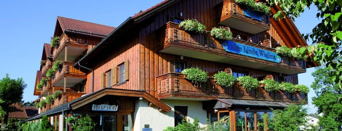 AKZENT Hotel Alte Linde Wieling is one of AKZENT Hotels e.V..