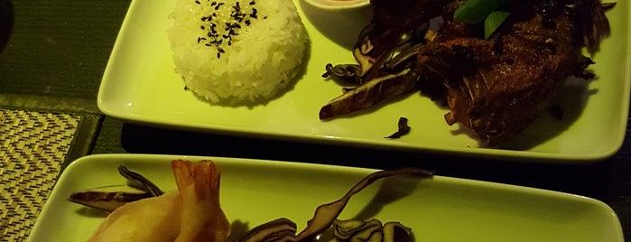 Thai is one of ristoranti &.