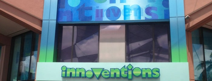 Innoventions is one of Disney world.