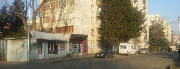 Samtredia Street | სამტრედიის ქუჩა is one of Streets.