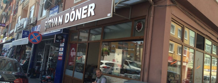 Şirvan Döner is one of Döner.