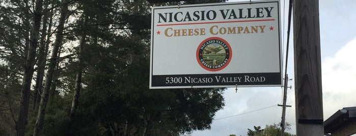 Nicasio Valley Cheese Company is one of SF to-do.