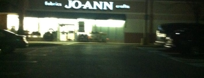JOANN Fabrics and Crafts is one of Guide to Gaithersburg's best spots.