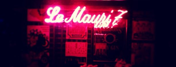 Le Mauri'7 is one of Paris.
