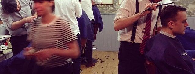 Murdock Barbers is one of London.