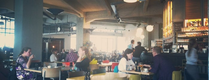 Usine is one of 20 x Lunch in Eindhoven.