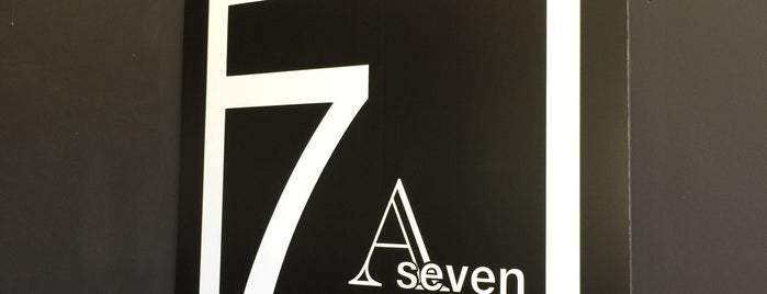 A seven food & coffee is one of ครัวคุณต๋อย 2557.
