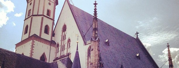 Thomaskirche is one of Germany.