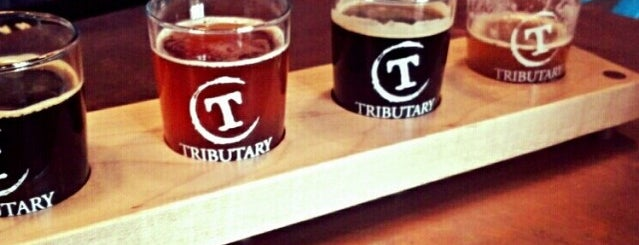 Tributary Brewing Company is one of New England Breweries.