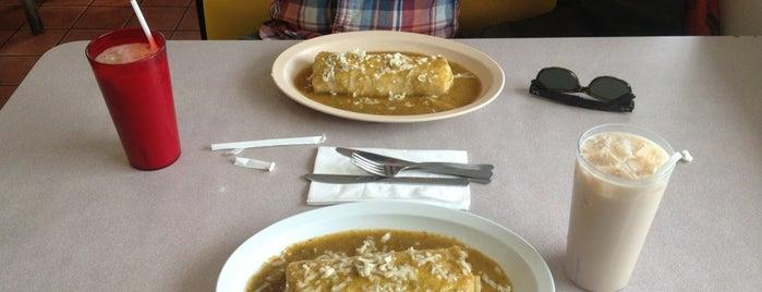El Taco De Mexico is one of Other cities....