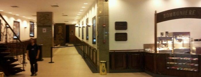 Cinema Arcoplex Del Paseo is one of Arcoiris e Arcoplex Cinemas.