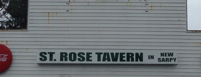 St. Rose Tavern is one of NOLA.
