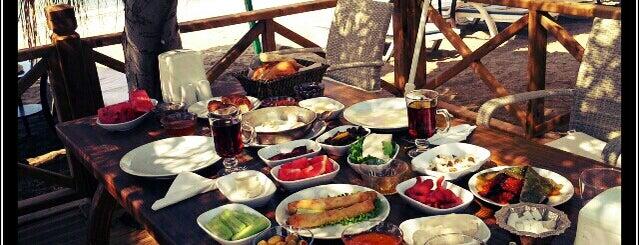 Bakrac Beach Park is one of Fethiye, Turkey.