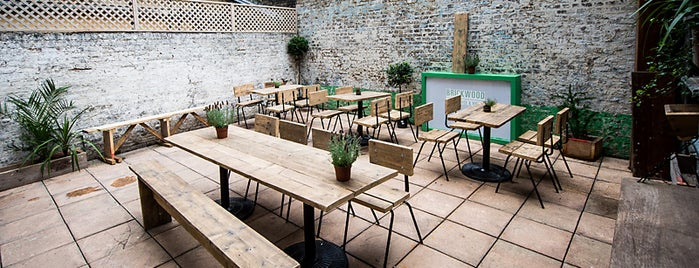 Brickwood Coffee & Bread is one of The 15 Best Trendy Places in London.