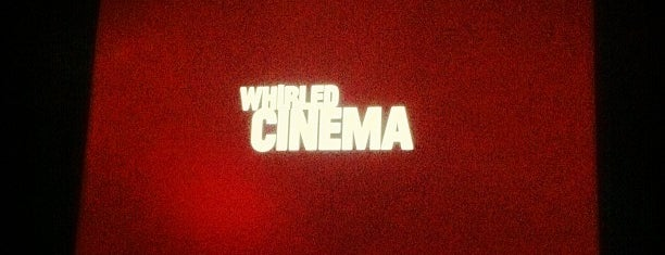 Whirled Studios & Cinema is one of Camberwell.
