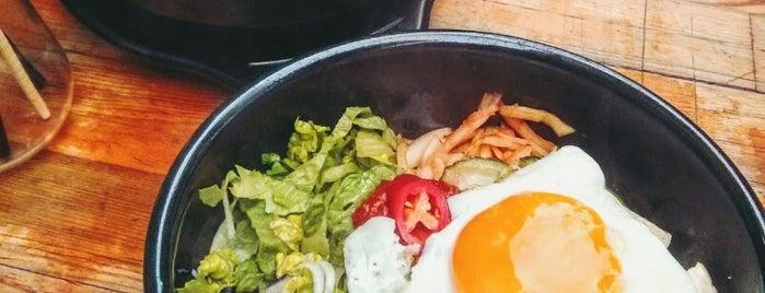 Korean Food Stories is one of Korean food in Berlin.