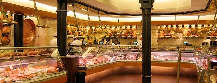 Peck is one of Milano da mangiare.