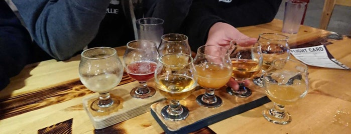 Barebottle Brewing Company is one of The 15 Best Places with Good Service in San Francisco.