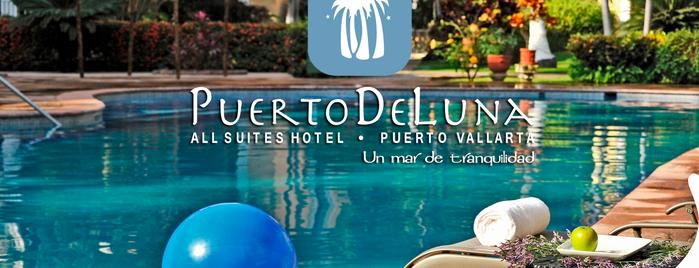 Puerto de Luna All Suites Hotel is one of Puerto Vallarta Hotels.