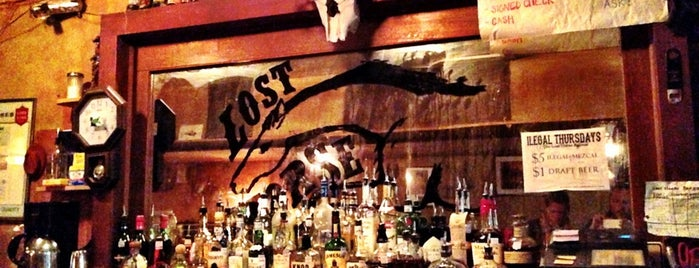 Lost Horse Saloon is one of Marfa.