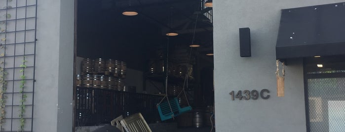 Seven Stills Brewery & Distillery is one of SF Eats (To Try).
