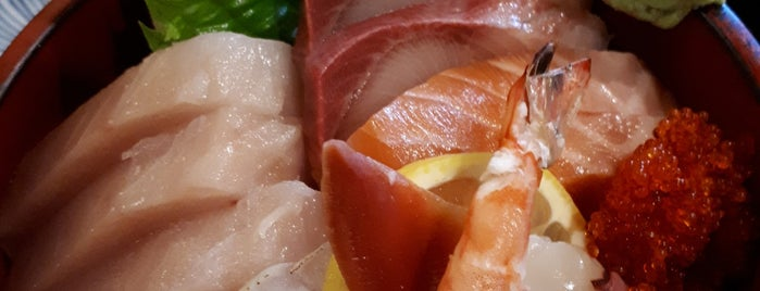 Isami Sushi is one of Victoria-star's Saved Places.