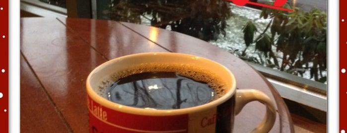 Crépe Café is one of Tidbits Vancouver 2.